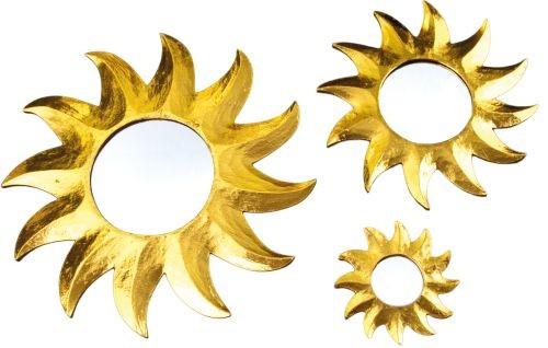 Sonnenspiegel, 15 cm Durchmesser