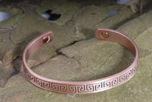 Celtic- Kupfer Armreif