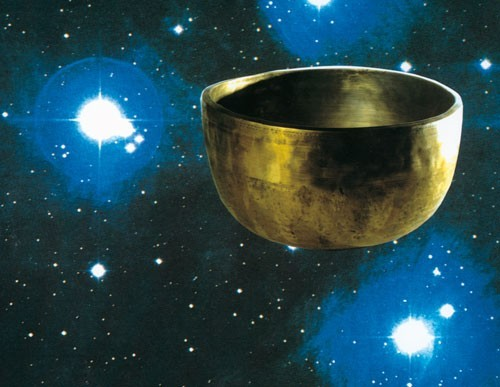 Planetenschale - Pluto