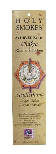 Sakral-Chakra (Svadisthana) - Chakra Line
