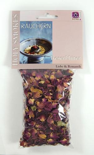 Rosenblüten - Räucherwerk von Dr. Berk, 10g
