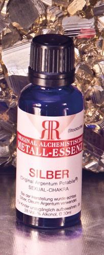 """SILBER Essenz, """"Argentum Potabile"""" 30 ml"""