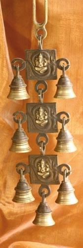 Glockengeläute Ganesha