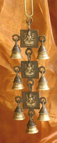 Glockengeläute Lakshmi