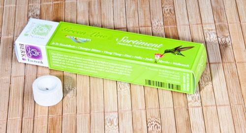 Green Line Räucherstäbchen Sortiment