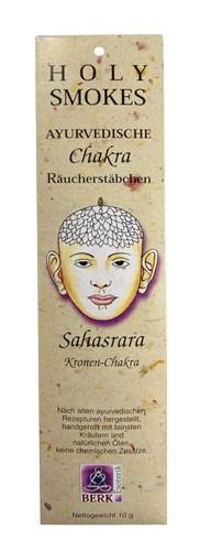 Kronen-Chakra (Sahasrara) - Chakra Line