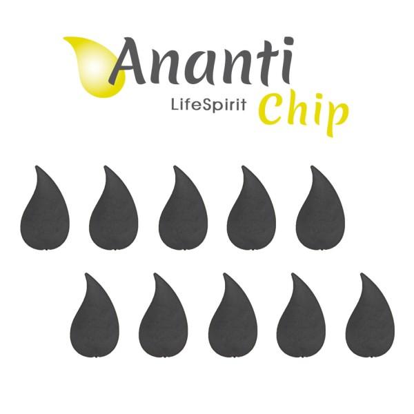 Ananti-Chip Lifespirit - 10er Set