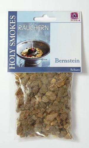 Bernstein - Räucherwerk von Dr. Berk, 50g