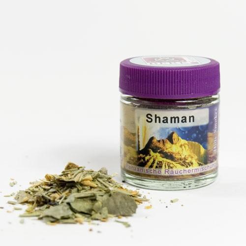 Shaman - Inkaräucherwerk, 30ml