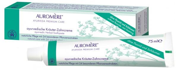 Ayurvedische Kräuterzahnpasta Auromere